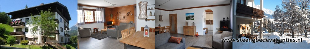 collage-appartement-Maria-Alm